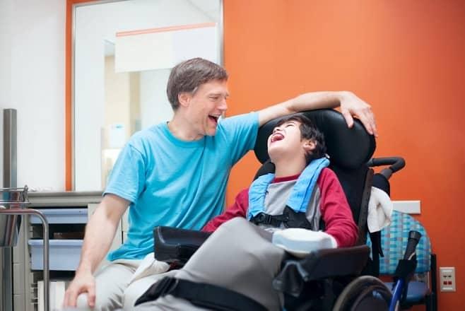 Werkgeluk in de gehandicaptenzorg